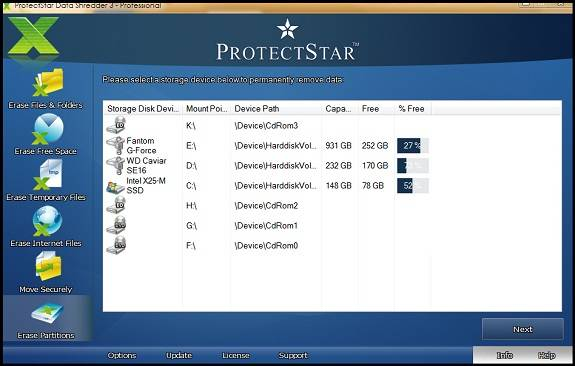 ProtectStar Data Shredder 3 Pro Review and 50 licenses Giveaway 8