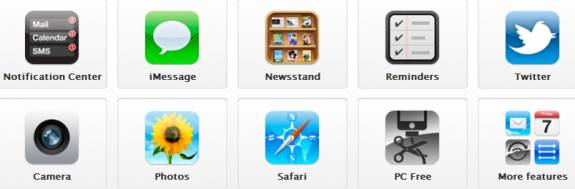 iOS 5 top Features