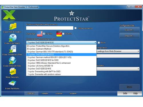 ProtectStar Data Shredder 3 Pro Review and 50 licenses Giveaway 9