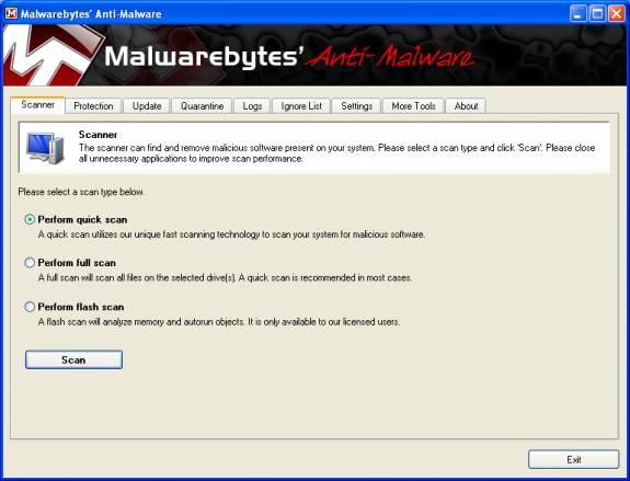 Malwarebytes Antimalware MBAM Review and License key Giveaway 1