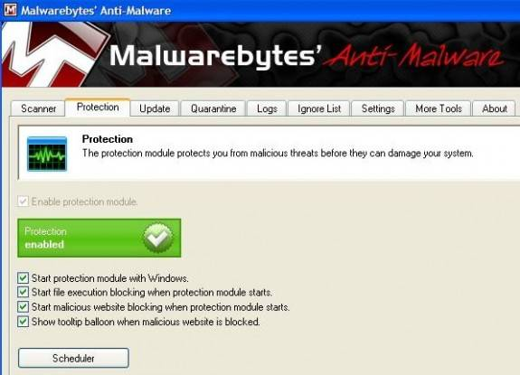 Malwarebytes Antimalware MBAM Review and License key Giveaway 2