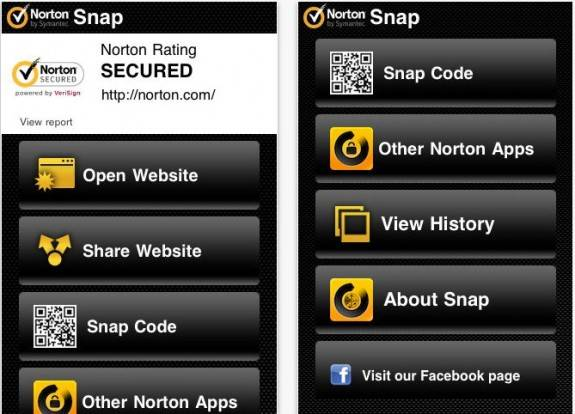 Block dangerous QR codes, unsafe websites on Android and iOS Mobile device 1
