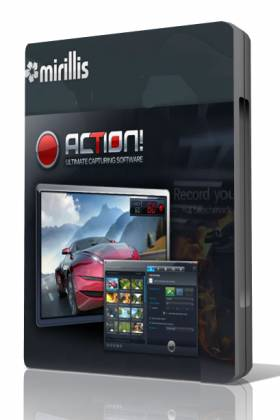 Mirillis Action! - Games and desktop recorder [Review and Giveaway] 1