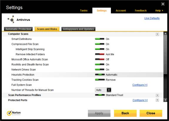 Review: Norton 360 ver 6- All in one Antivirus, Antispyware, Tuneup & Backup Solution 7