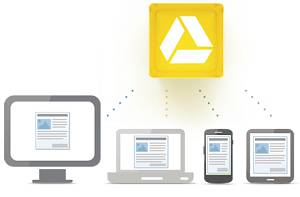 Google Drive all devices