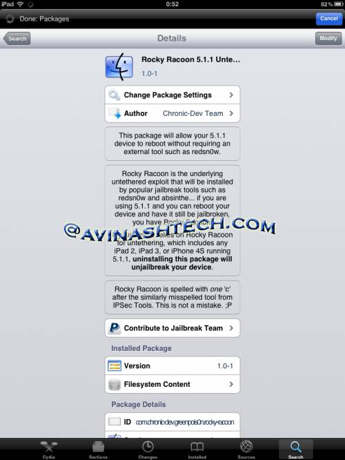 How to Jailbreak iOS 5.1.1 (untethered) on iPhone 4S, iPad 2,3, iPod touch with Absinthe 2.0 7