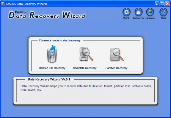 Easeus Data Recovery Wizard e1348827610327 - Download EaseUS Data Recovery wizard for Free [48 Hours Giveaway]
