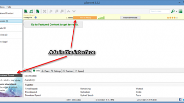 How to disable ads in uTorrent 7