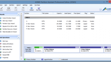 Get AOMEI Partition Assistant Professional Edition for free 5