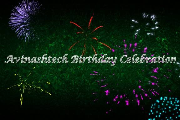 Avinashtech Birthday Celebrations ABC3: Six Unlimited Giveaways coming soon