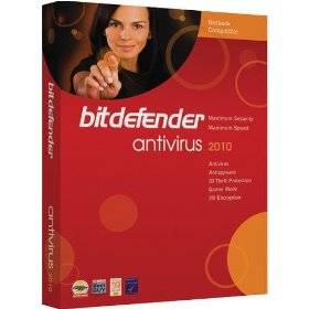 Grab BitDefender Antivirus 2010 for FREE for 24 hours! again