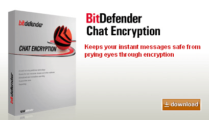 Secure/Encrpyt your Chat/Instant messages with Bitdefender Chat encryption