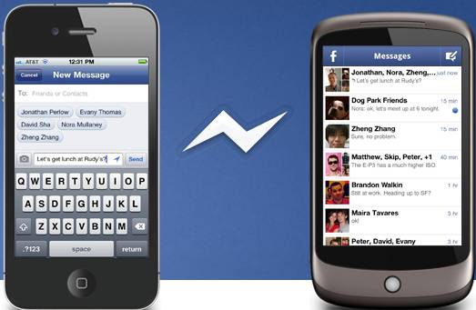 Facebook Messenger - Catch friends on iPhone, iPad, iPod touch, Android with Facebook Messenger
