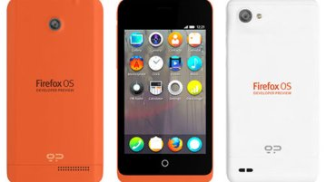 Firefox OS Phone - Firefox OS on mobile debuts with two phone models