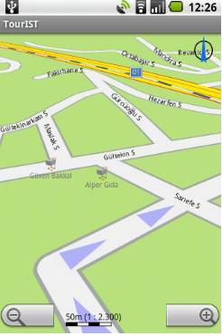 Map Droid Map - MapDroyd: Free offline Maps for your Android Device