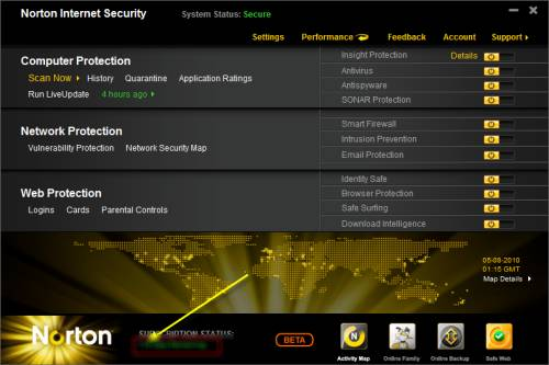NIS 2011 - ABC 26: Norton Internet Security Review and License Giveaway