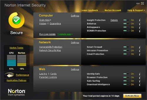 Norton free activation key 2011 download.