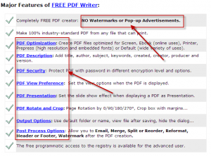 PDFill Free PDF & Image Writer with PDF tools