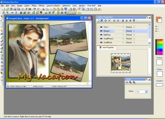 Photopos pro free - Download Photo Pos Pro Photo Editor, its Freeware now