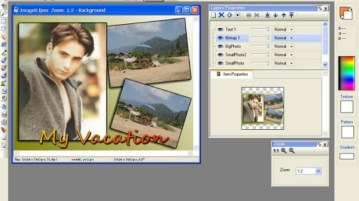 Download Photo Pos Pro Photo Editor, its Freeware now 5