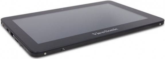 ViewSonic ViewPad 10Pro - Get Windows 7 and Google Android Dual OS on ViewPad 10 Pro Tablet