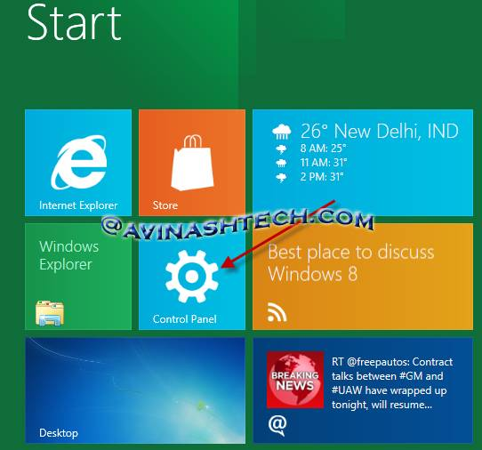 How to Reset and Refresh Windows 8 System