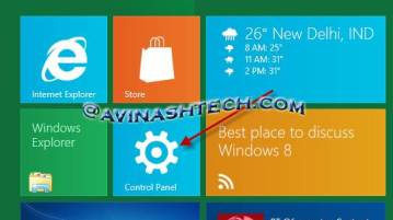 Windows 8 control panel - How to Reset and Refresh Windows 8 System