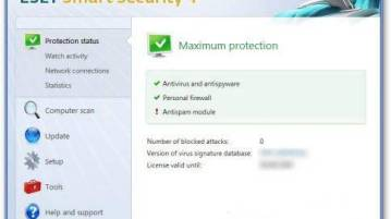 Free ESET Smart Security Home Edition for 6 months 2