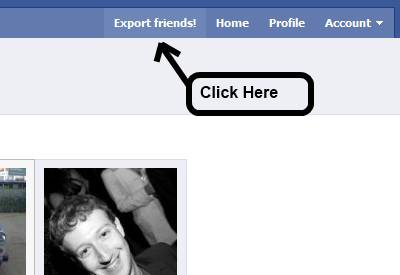 facebook friends export - Scared of Google+ ?, Facebook blocks contact exporting tool