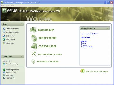genie backup7 480x360 - Grab Genie Backup Manager Home 7 for FREE