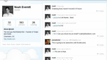 Twitpic Founder launches Twitter clone Heello 7