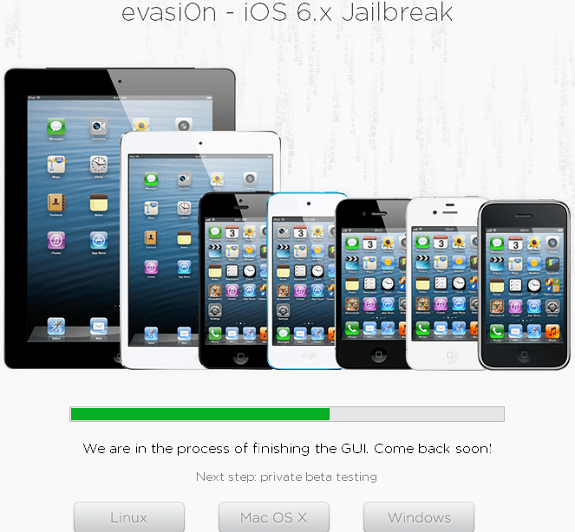 Get ready for iOS 6.1 Jailbreak for Iphone 4s, iphone 5, ipad, ipod