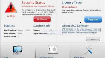 How to remove MacDefender, MacProtector or MacSecurity malware 7