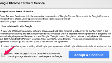 Fix: Google Chrome crashing on jailbroken iPad, iPhone 5