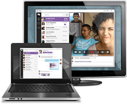 Viber Desktop - Viber comes to Desktop: Free calls, text and picture sharing