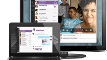 Viber comes to Desktop: Free calls, text and picture sharing 10