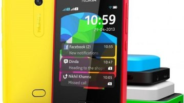 Nokia unveils Asha 501 at $99, powered by Asha Platform 5