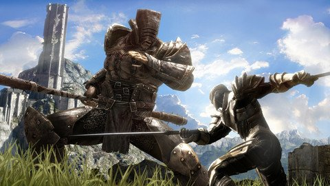 Infinity Blade II Free - Top iOS apps and Games gone free as App store turns five