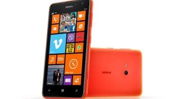 Nokia announces Lumia 625: 4.7' IPS display, 1.2GHz Dual Core Snapdragon S4 Processor, 5 MP camera, 4G 6
