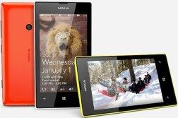 Nokia Lumia 525 - Nokia unveils Lumia 525 with 1 GB RAM (revamped Lumia 520)