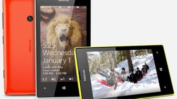 Nokia unveils Lumia 525 with 1 GB RAM (revamped Lumia 520) 1
