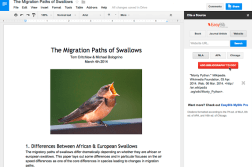 Add-on store for Google Docs' spreadsheet and word processor apps launched 4