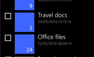 File Manager for Windows Phone 8.1 launched by Microsoft 3
