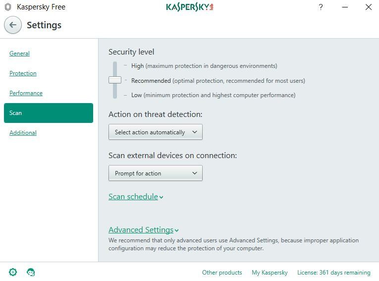 Kaspersky Free Antivirus: Review 11