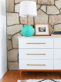 mid century modern furniture knobs