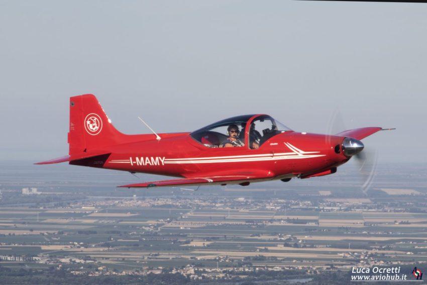F8 Falco I-MAMY