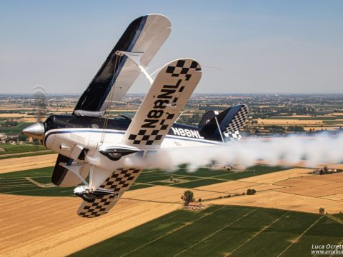 Pitts Special N88NL