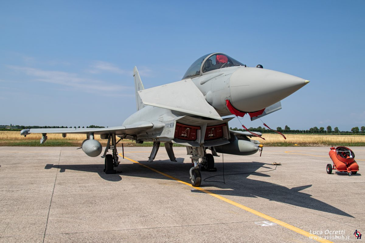 Eurofighter 51° Stormo AMX 51° Stormo in occasione della Personnel Recovery Week 21-01