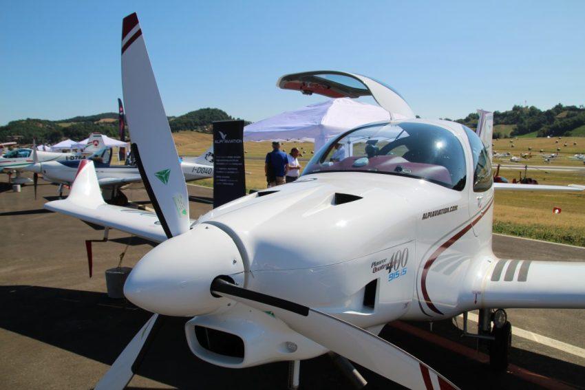 Pioneer 400 e Pioneer 300 Griffon Alpi Aviation