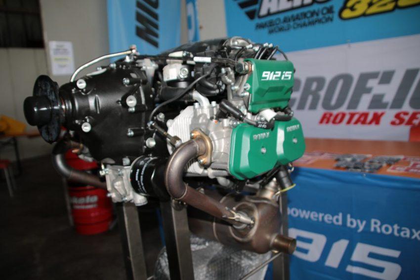 Motore Rotax 912